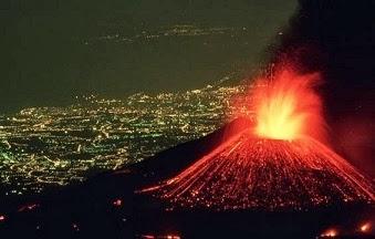 Los Volcanes mas Destructivos de la Tierra.