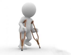 crutch  funnies