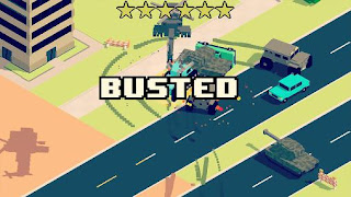 Smashy Road: Wanted