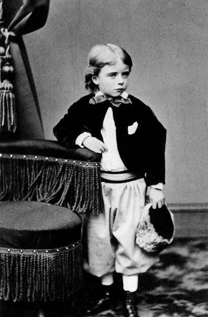 "Theodore ""Teddy"" Roosevelt as a Young Boy ~"
