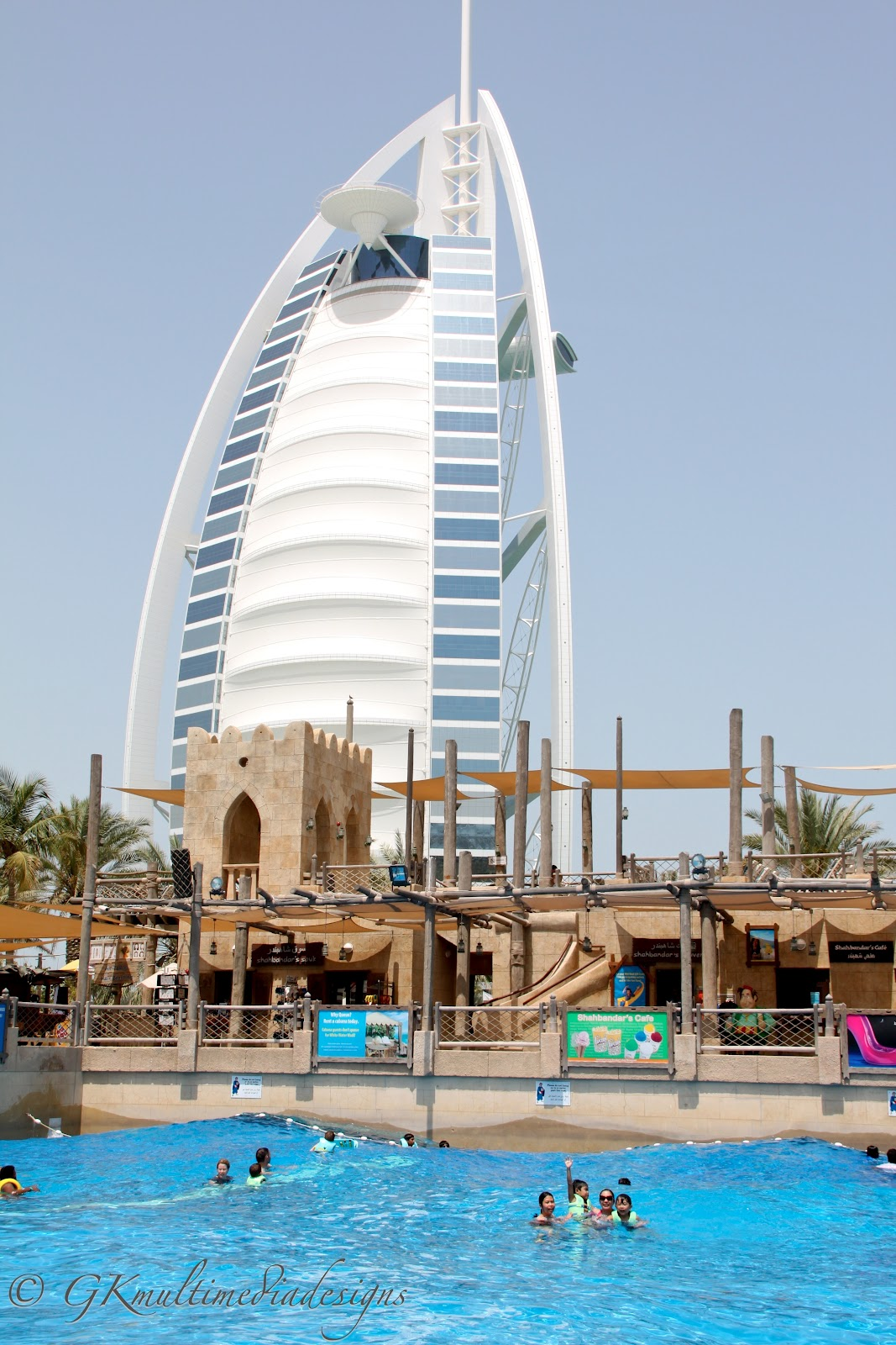Anything Under The Sun Burj Al Arab A Seven Star Hotel