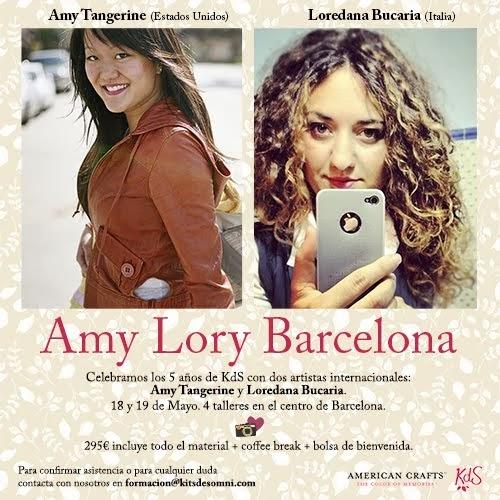 Amy Tangerine y Loredana