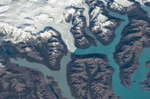 صور اخاذة مدهشة للارض من الفضاء الخارجي