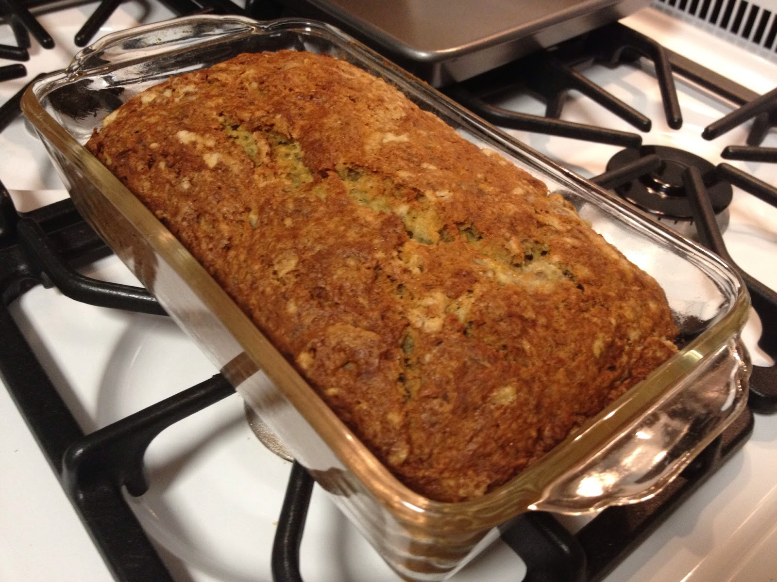 Note That I Did Make The Banana Bread Two Days In Advance Both Because Of  Time Constraints And Because I Wanted It To Have Time To Firm Up In The  Fridge