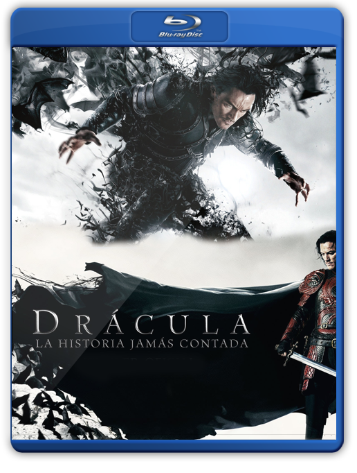 Dracula La Leyenda Jamas Contada Bluray