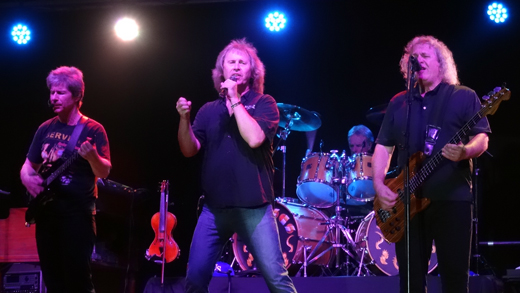 Kansas Concert at Casino Pauma by Stacey Kuhns