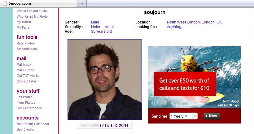 Buy online dating profiles