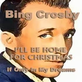 december 25 bing crosbys ill be home for christmas - I Ll Be Home For Christmas Bing Crosby