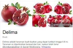 Bahaya Konsumsi Buah Pome/Delima!!!