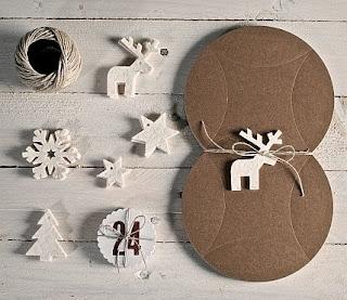 faire un calendrier de l'avent, décoration Noël, Diy