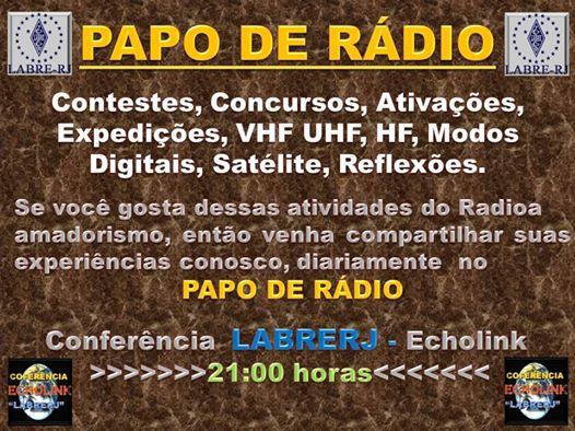 PAPO DE RÁDIO /LABRE-RJ