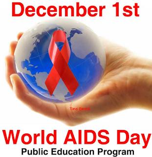 Hari AIDS Sedunia  1 Desember