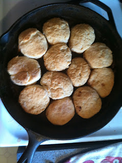 Cooking with Miss Kay - Melt in your Mouth Biscuits- take 2