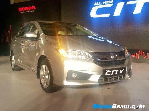 Mobil Super 2013 - 2016: Honda City 2014 Versi Diesel Telah Hadir