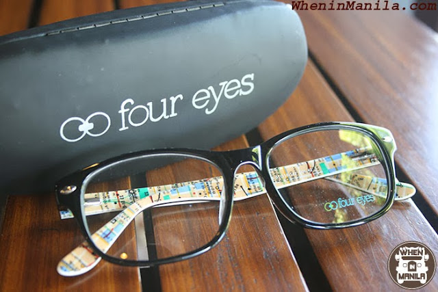 Four Eyes Philippines - My Current Choice of Prescription Eyewear