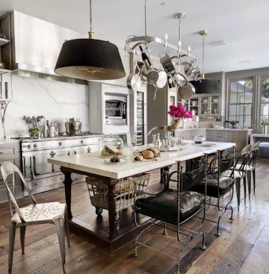 The Style Hunter Diaries 10 Celebrity Kitchens