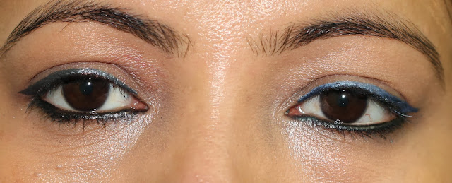 Elle 18 Color Pop Eye Liners - Grey and Blue