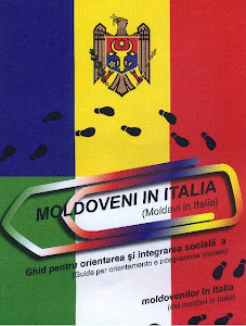 GHIDUL MOLDOVENILOR IN ITALIA_EDITIA I
