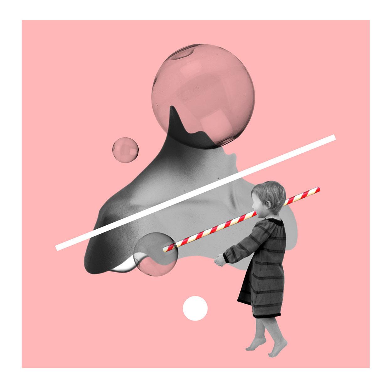 ©Kayan Kwok | Blow - A Poster per day. Collage