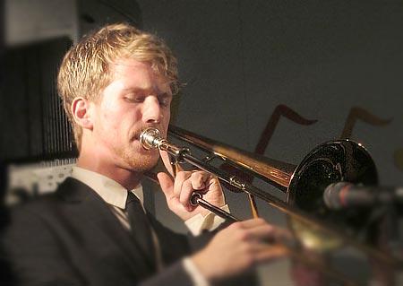 Klüvers Big Band tager musiker ind fra Sæby Big Band