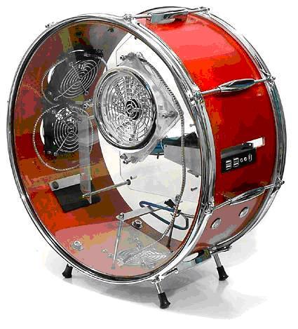 Барабан от Spotswood Custom Computers