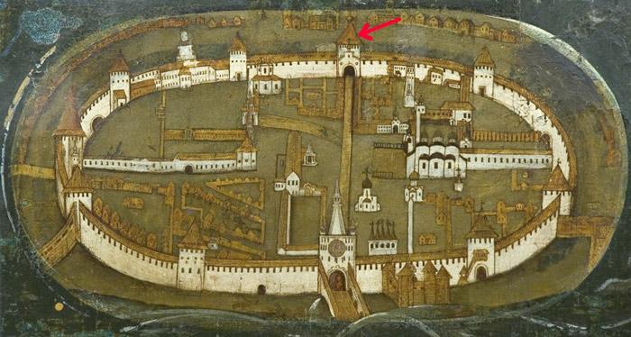 Деревянные крепости и первые церкви слободского