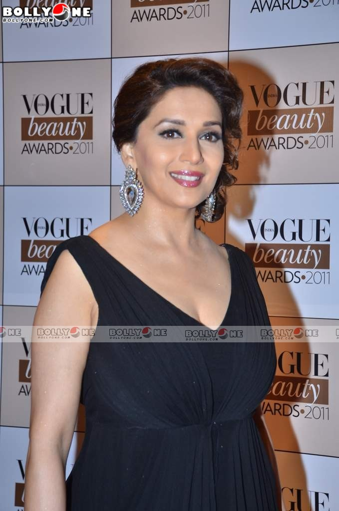 Madhuri Dixit at Vogue Beauty Awards