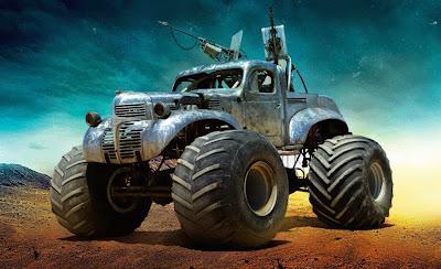 Mad Max Fury Road Big Foot