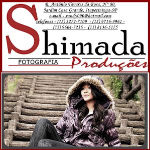 SHIMADA PRODUÇÕES - ITAPETININGA = SP