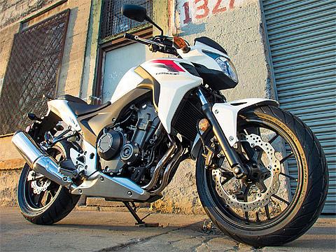 Gambar Motor 2013 Honda CB500F. 480x360 pixels