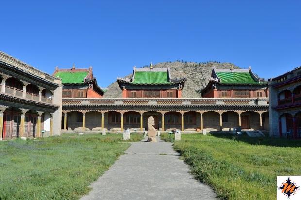 Tsetserleg, Museo dell'Aimag di Arkhangai