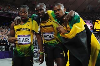 El relámpago jamaiquino