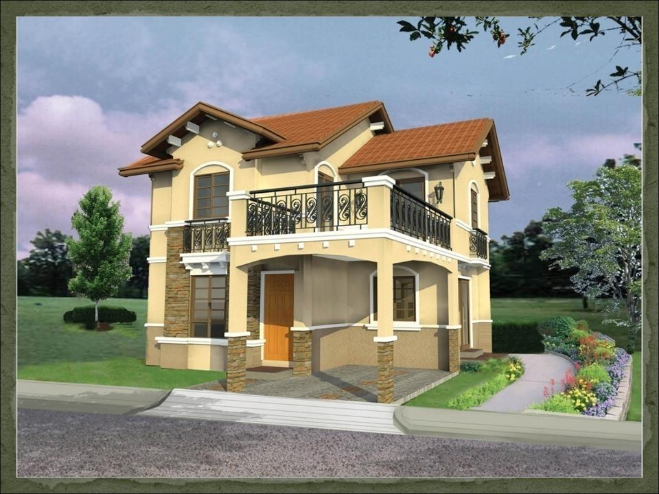 Pearl dream home designs of lb lapuz architects builders for Philippine home designs ideas