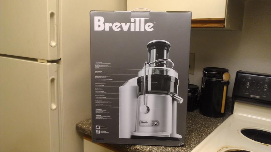 My Brand New Breville