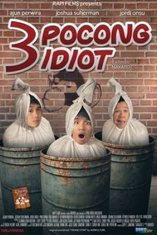 Film Indonesia 3 POCONG IDIOT