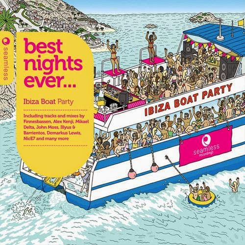 Best Nights Ever  Ibiza Boat Party  2014