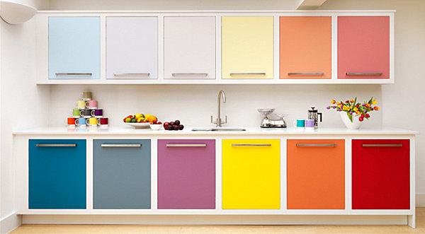 Ideas Creativas de Gabinetes para Cocinas   Cómo Diseñar Cocinas ...