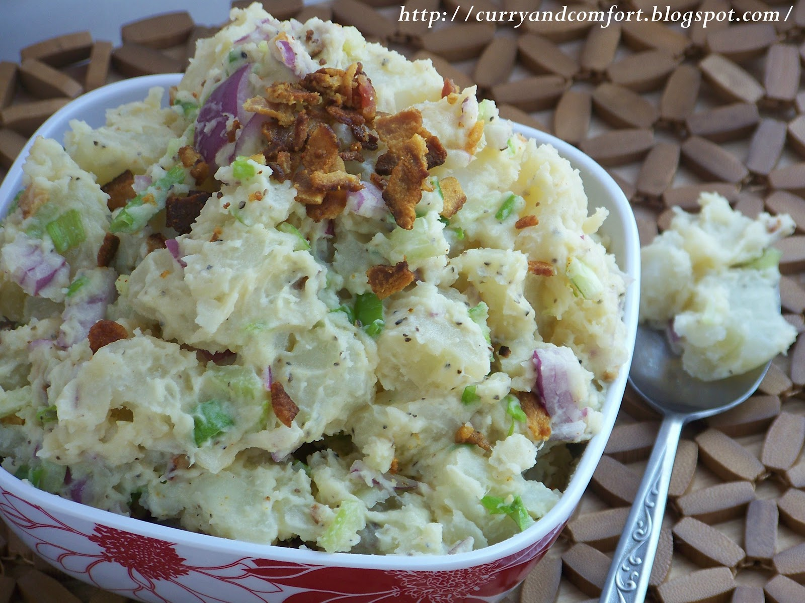 Potato Salad without Egg