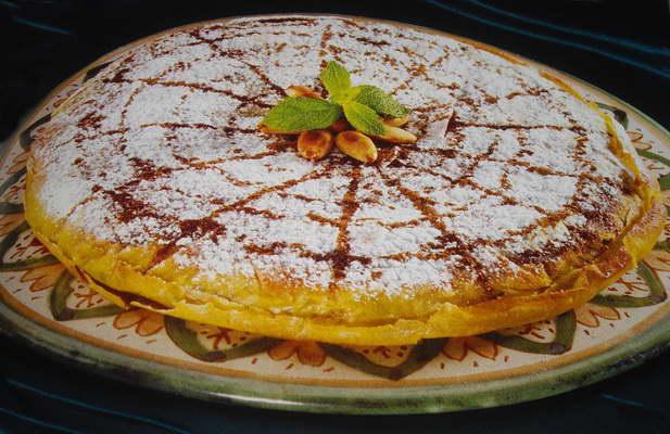 Frances 5c brozos maroc for Authentic moroccan cuisine