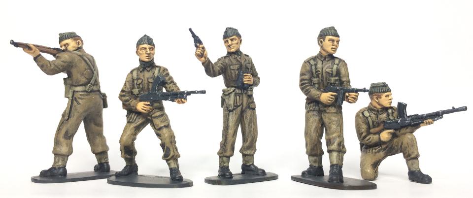 Plastic Commandos