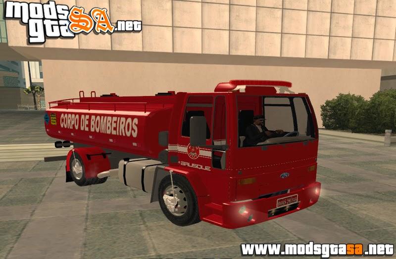 SA - Ford Cargo dos Bombeiros