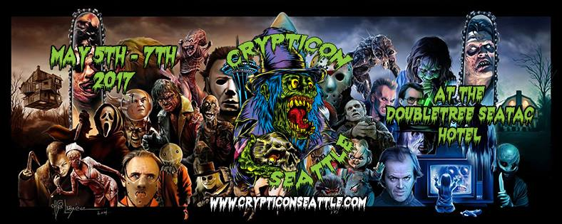 Crypticon Seattle 2017