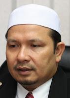 Pengerusi JK Pembangunan Insan, Belia, Sukan & NGO Negeri, Datuk Abdul Fattah Mahmood