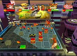 Free Download Games Crash Bash ps1 ISO For PC Full Vesion