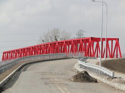 wjazd na wiadukt