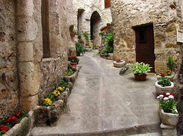 Saint-Guilhem-le-Désert | Languedoc-Roussillon | Hérault | França, France