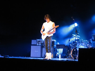 Jeff Beck in Belgrade (Sava Centar) :