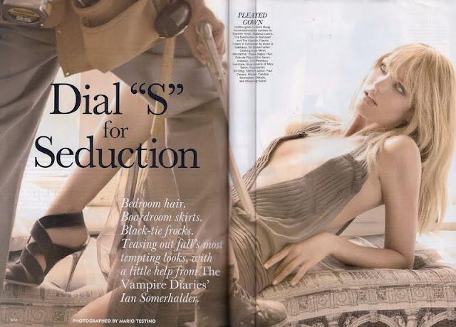 Candice Swanepoel Allure