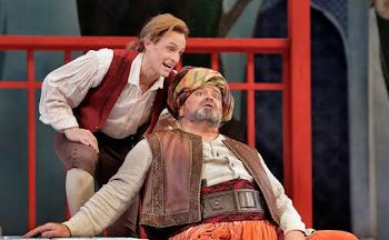 Metropolitan Opera Preview: <br> <i>Die Entführung aus dem Serail</i> at the Met.