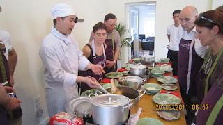 Cour de cuisine à Saigon 1/2 journée